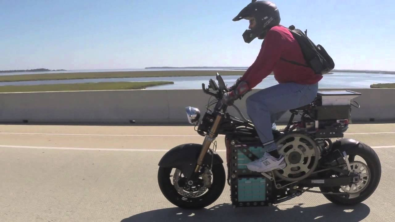 Pedal Electric Motorcycle Youtube