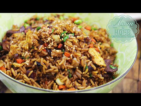 Asian at Home | Chinese Fried Rice