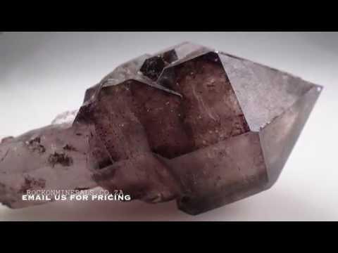 # 27 Zambezi Valley Amethyst Quartz Crystal, Zimbabwe