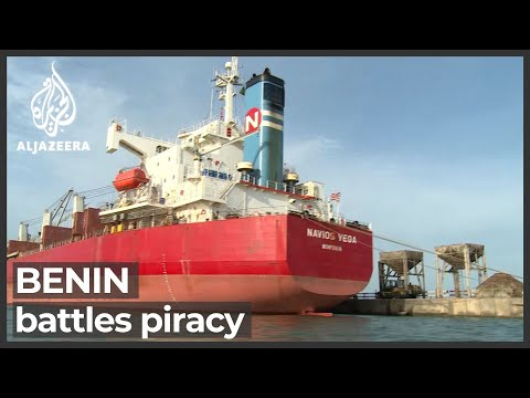 Piracy makes Gulf of Guinea world's most dangerous shipping route