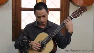 [LNT Guitar] - Romeo & Juliet - GV. Nguyễn Thái Bình