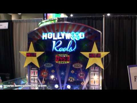 Hollywood Reels Coin Redemption Game - BMI Gaming - Jennison