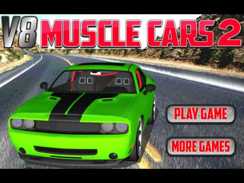Muscle Cars Official Gameplay Walkthrough Youtube