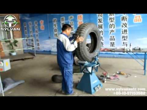 Tire vulcanizing machine from Beijing sylvanauto.com