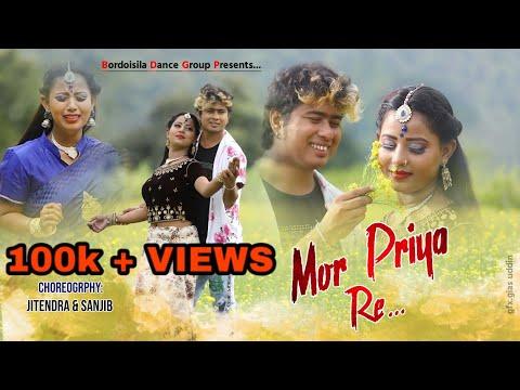 MOR PRIYA RE/ (OFFICIAL FULL VIDEO)/ DHARAM TANTI & DIPJYOTI MAHLI/ NEW ADIVASI ROMANTIC MUSIC VIDEO