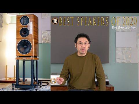 Best Speakers Of 2020, Most Memorable Ones