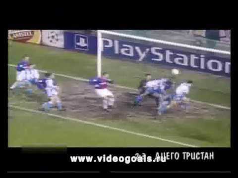 Лига чемпионов 2000 01 депортиво псж 4 3