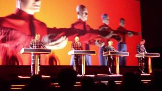 We Are The Robots - Kraftwerk: Retrospective 2 at the MoMA 4/11/12