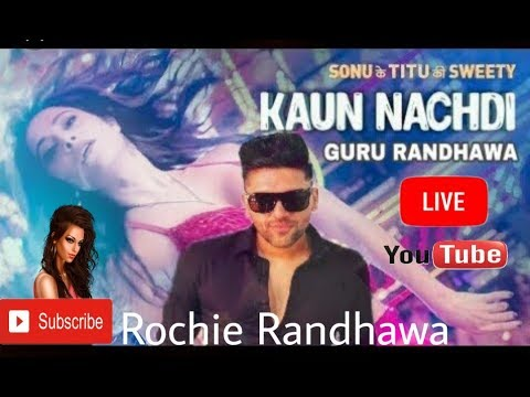 Guru Randhawa Live || Kaun Nachdi || The Grub Fest 2018