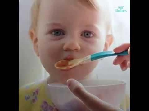 como preparar el primer pure de mi bebe