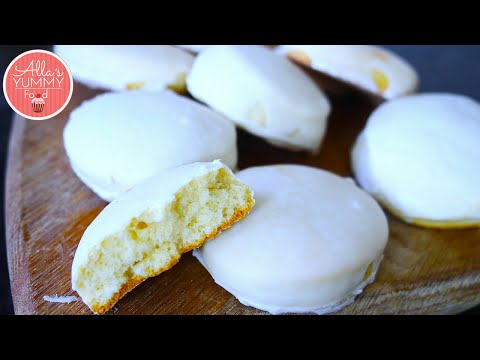 Soft Pryaniki Recipe | Russian Tea Cookies | Пряники домашние