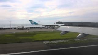 Landung Male Ibrahim Nasir Airport