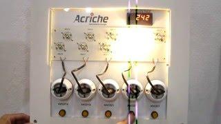 Светодиодные модули Acrich(Светодиодные модули Acrich AW2214, AN2214, AW3221, AN3221, AB3221 в работе., 2016-04-04T11:32:46.000Z)
