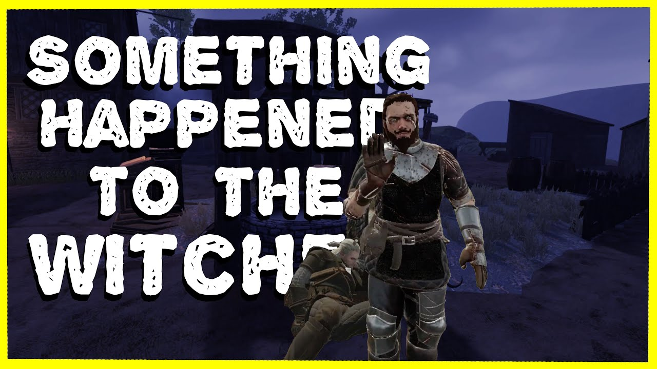 Geralt, I have some BAD news about Ciri | Blade and Sorcery Witcher OVERHAUL mod