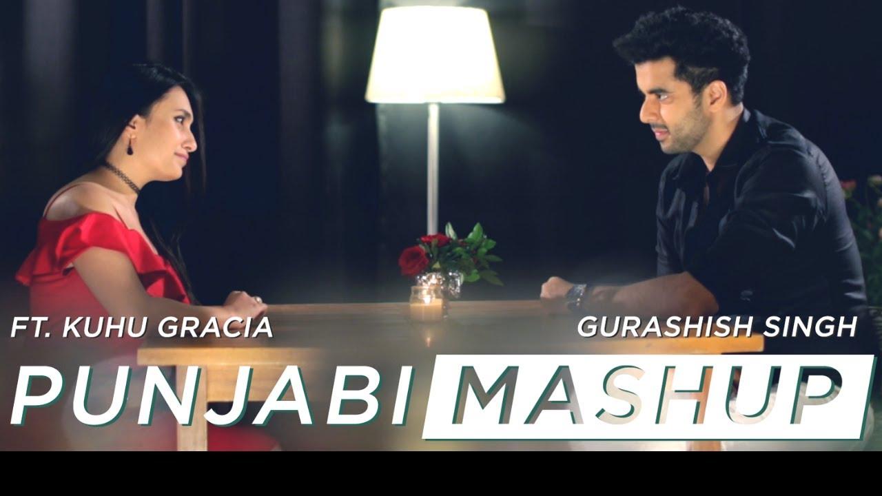 Romantic Punjabi Mashup | SinghsUnplugged | Ft  Gurashish Singh | Kuhu  Gracia | Cover