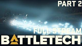BATTLETECH - All Cutscenes & Ending - Indoxxi