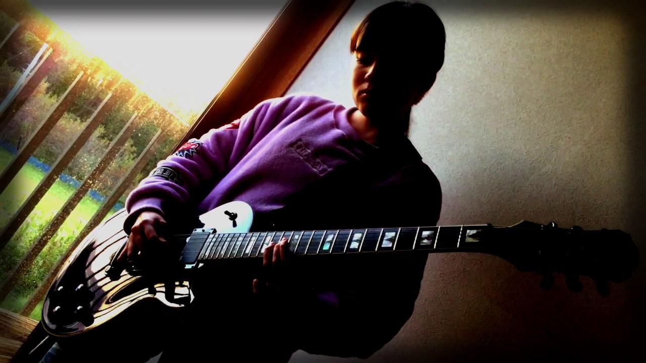 Audrey (12) Plays Guitar - Santana - Smooth ft. Rob Thomas ...