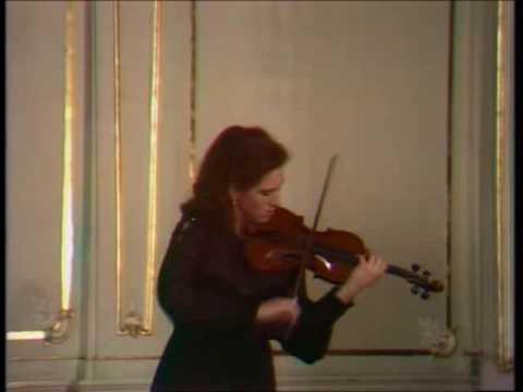 Jela Spitkova - Wieniawski Scherzo Tarantella