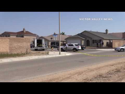 1 Dead, 1 in Custody as Detectives Investigate Victorville Home