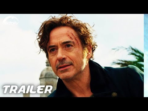 Dolittle Trailer #1 (2020) HD | Mixfinity International