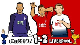😲Vorm's Saves and Firmino's Eye!😉 TOTTENHAM vs LIVERPOOL 1-2 (2018 Parody Goals Highlights Song)