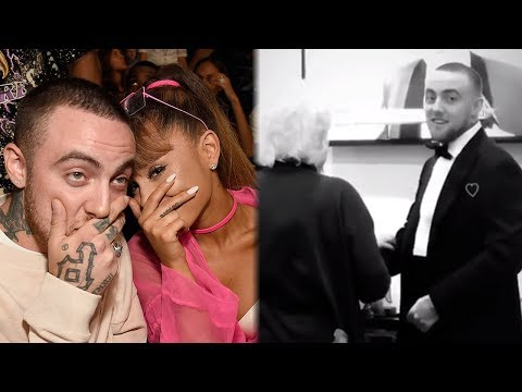 Ariana Grande Shares SWEET Video of Mac Miller & Admits She NEEDS To Tour