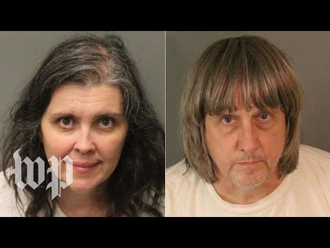 California District Attorney on case of 13 rescued children
