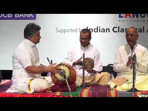 Hyderabad Brothers l Carnatic Vocal  l Global Heritage Music Fest 2017 l Web Streaming