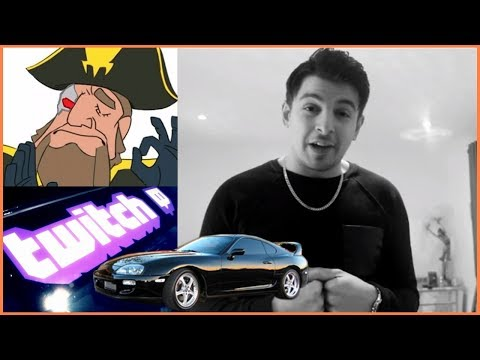 "Tobias Fate Reacts To Gross Gore's Twitch Unban""I Want Gangplank On My Car""-Best of LoL Streams #110"