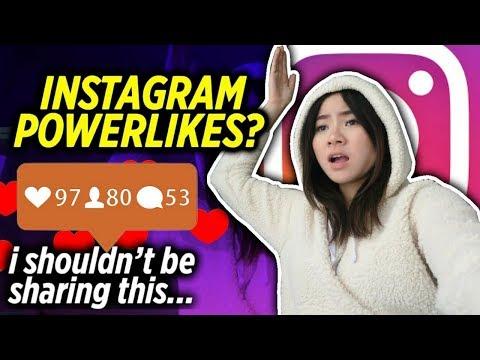 *top secret Trick to getting MORE likes on Instagram 2018 - Instagram Powerlikes
