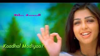 Kadhal Sollvathu   Whatsapp Status   Badri   Vijay Cut Song