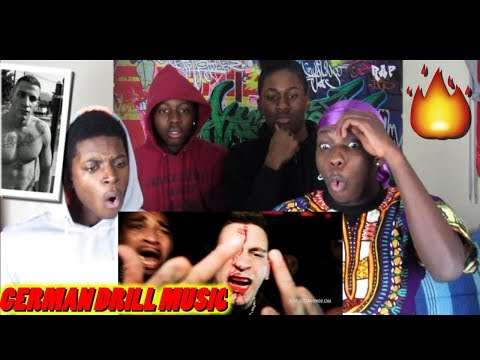 "GZUZ ""Was Hast Du Gedacht"" (WSHH Exclusive - Official Music Video) - German Drill Music REACTION!"