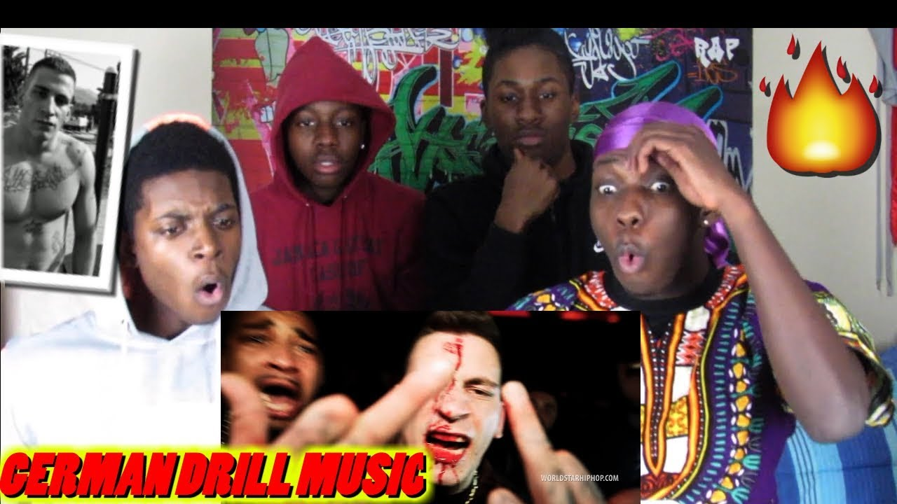 """Download GZUZ """"Was Hast Du Gedacht"""" (WSHH Exclusive - Official Music Video) - German Drill Music REACTION!"""