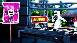 NEW MARSHMELLO EVENT AND FREE GIFTS in FORTNITE