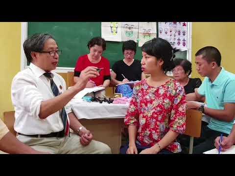 LY Phan Xuân Quyên chia sẻ kinh nghiệm Diện Chẩn