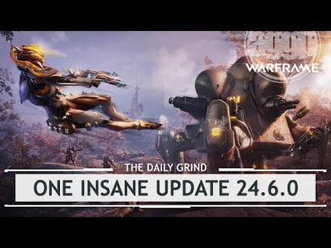 Warframe: One INSANE Update, BUFFS Everywhere - Update 24.6.0 [thedailygrind] thumbnail
