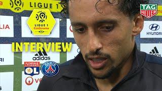 Interview de fin de match :Olympique Lyonnais - Paris Saint-Germain ( 0-1 )  / 2019-20