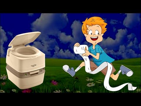 Туалет для дачи без запаха. Биотуалет жидкостный THETFORD. Переносной туалет для дачи и дома.