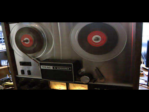 DrCassettes Workshop - TEAC A-2300SX tape deck repairs [1/4]
