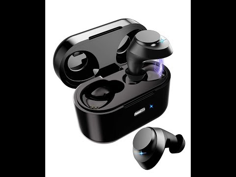 Comexion 5.0 True Wireless Earbuds Unboxing Review by Slick