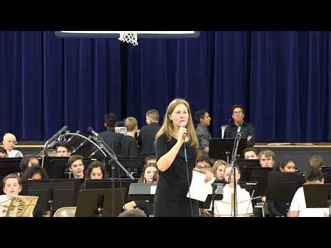 5-15-2018  Cascade Christian Academy Music Program grades 5-12