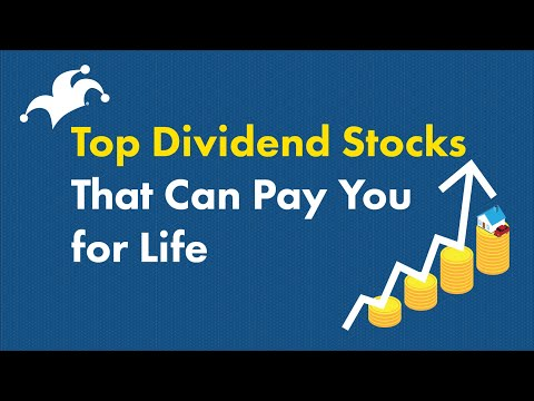 The Best Dividend Stocks: Earning a Lifetime of Passive Income