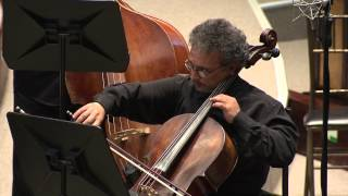 Clarinete y piano; Quinteto de cuerdas y corno francés - 1 Dic 2014 - Bloque 4