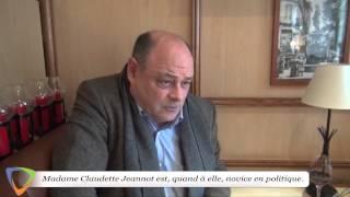 Élections départementales 2015 - Philippe de Chastellux et Claudette Jeannot - Édition 2015 à Avallon (89)