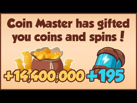 Coin master free spins and coins link 08.10.02020