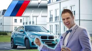 BMW X6 M 2016 xDrive 4400 cm3 575 KM 720 Nm Ideał Na Sprzedaż