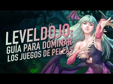 #LevelDojo: Guía para dominar los juegos de peleas