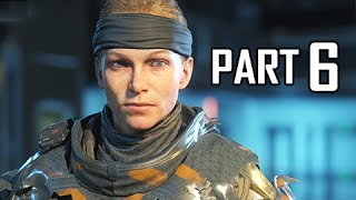 Call of Duty Black Ops 3 Walkthrough Part 6 - Hypocenter (Let