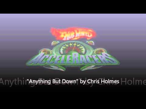 Anything But Down  by Chris Holmes