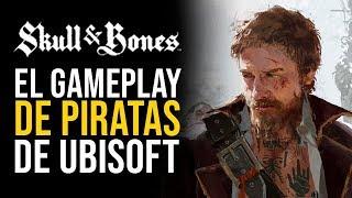 SKULL and BONES: El GAMEPLAY de PIRATAS de UBISOFT | MERISTATION